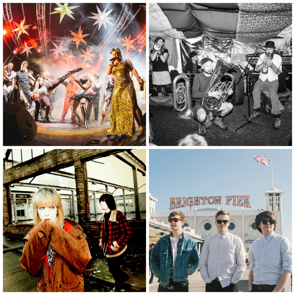 Live acts round up blog