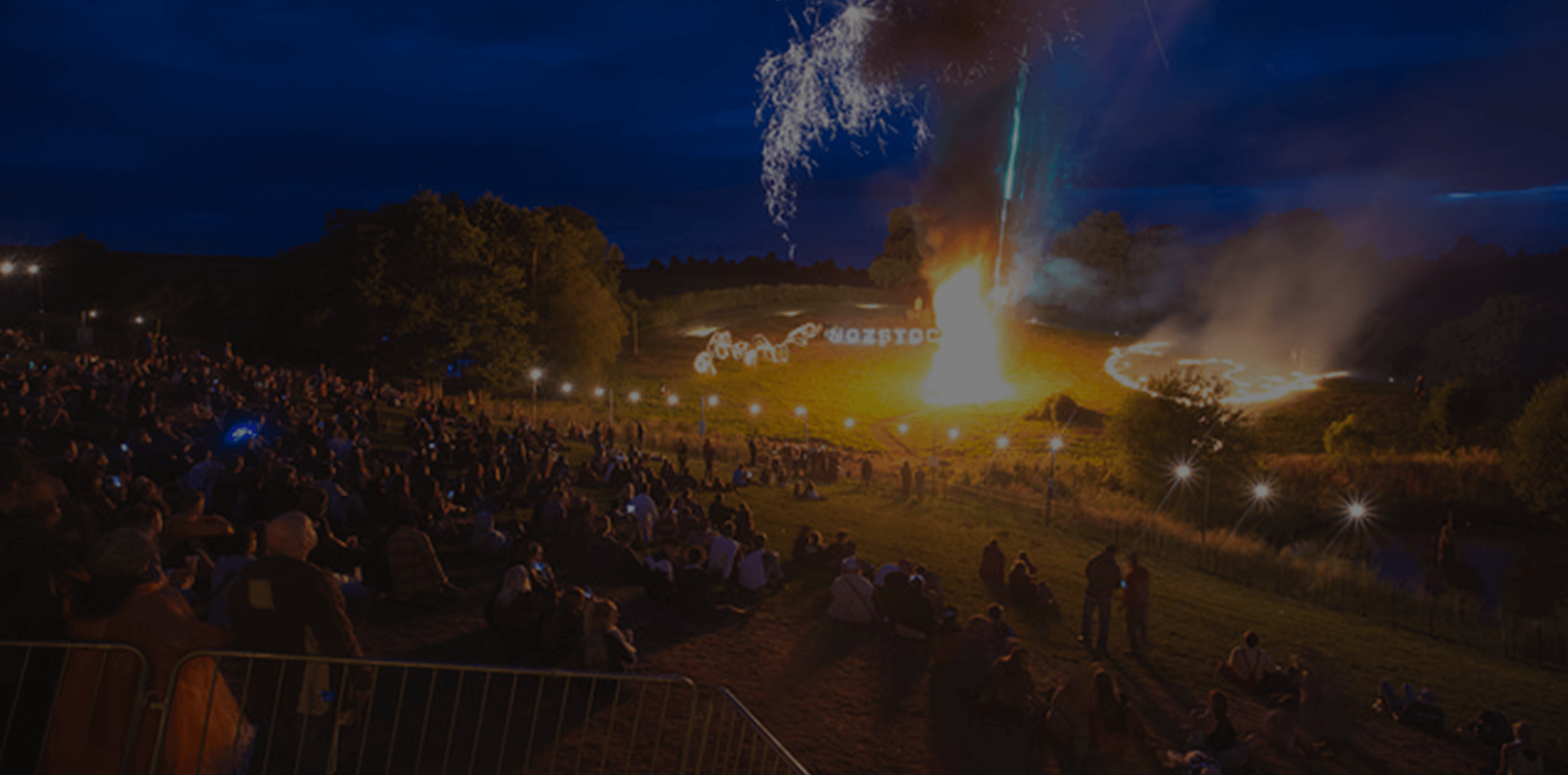 Volunteer at Nozstock 2016 for a free ticket + barrels o' laughs…