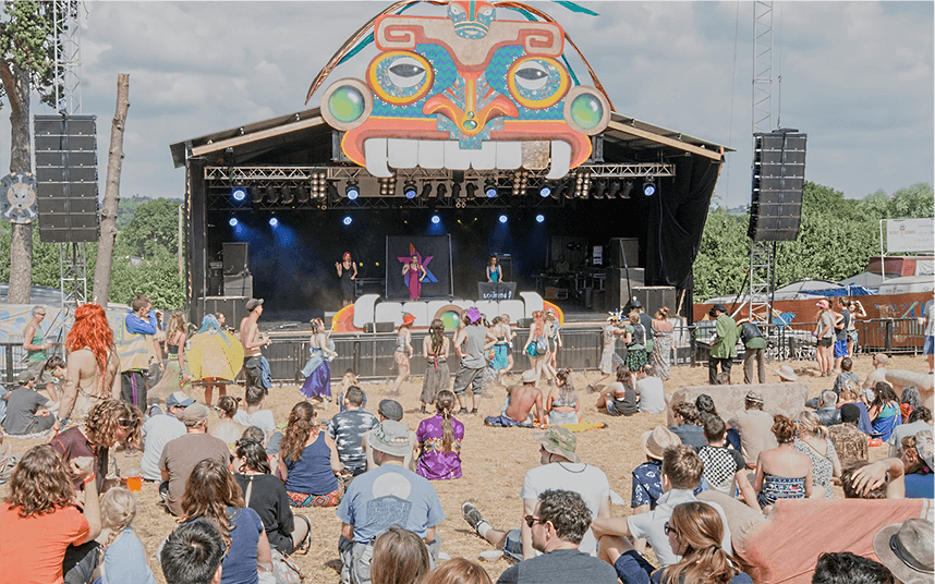 'Nozstock is the family run festival with a big heart'.