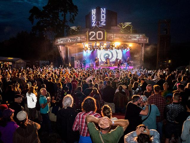 The Orchard Stage 2019