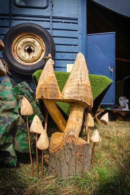 Mushroom Paul