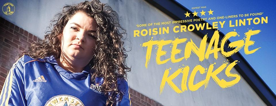 Roisin Crowley Linton presents Teenage Kicks