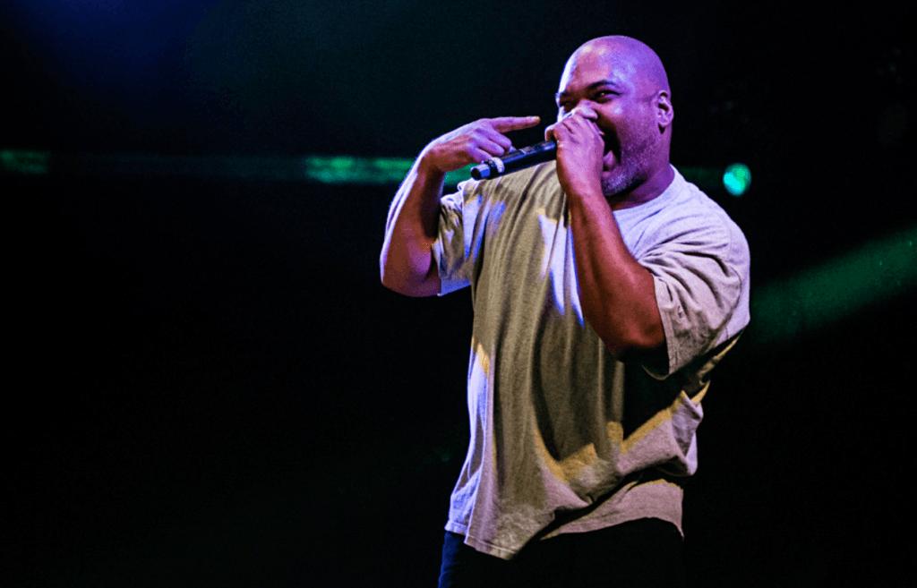 De La Soul on stage